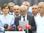 CHP provincial heads and deputies state they stand behind Kılıçdaroğlu