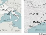 Refugee crisis between France and Italy