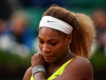 Roland Garros'ta Serena Williams sürprizi