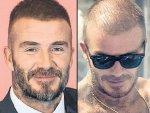 David Beckham'ın yeni saçları