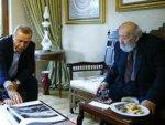 Başkan Erdoğan'dan Ara Güler için taziye mesajı