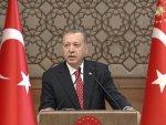 Başkan Erdoğan İl Müftüleri Toplantısı'nda