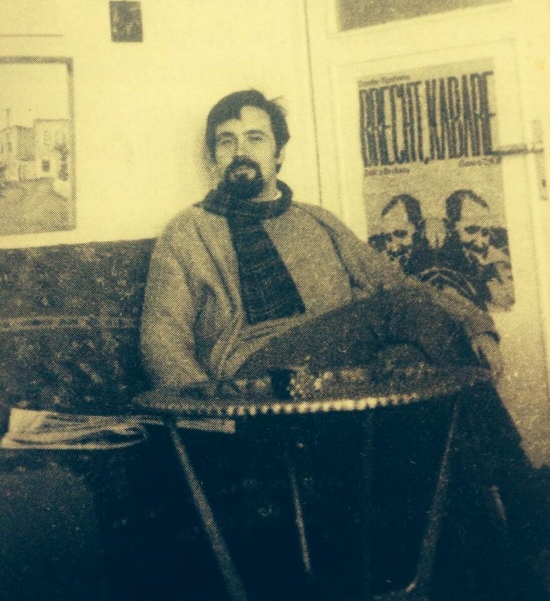 İlber Ortaylı'nın 35 yıllık gençlik fotoğrafı
