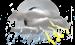 Gök gürültülü sağanak yağış 25 C