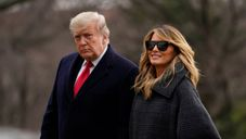 ABD medyası: Trump çifti ayrı yataklarda uyuyordu
