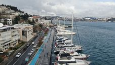 İstanbul Boğazı tekne ve yat işgali altında