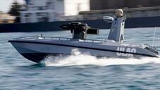 Türkiye'nin ilk silahlı insansız deniz aracı