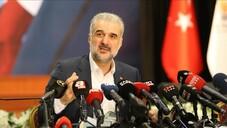 Osman Nuri Kabaktepe'den fidan bağışı çağrısı