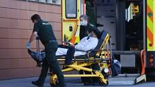 İngiltere'de son 24 saatte bin 290 can kaybı