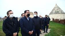 Fahrettin Altun'dan Karabağ'daki yıkımı görmezden gelenlere tepki