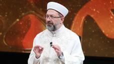 Ali Erbaş: Allah razı olsun milletimiz anlayışla karşıladı