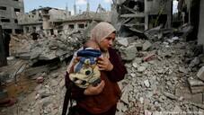 ABD'li sivil toplum kuruluşu: İsrail Gazze'de savaş suçu işledi