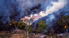 La Palma Adası, felaket bölgesi ilan edildi