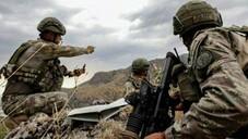 Irak'ta 2 PKK'lı terörist etkisiz hale getirildi