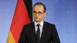 Almanya Dışişleri Bakanı Maas: Erdoğan'a karşı Fransa'nın yanındayız