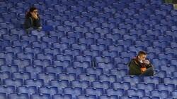 İtalya'da stadyumlar yeniden kapanıyor
