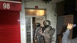 İstanbul merkezli 12 ilde, terör örgütü DHKP/C'ye yönelik operasyon