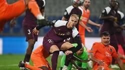 France Football: PSG, Başakşehir'e karşı ezildi