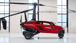 Uçan araba PAL-V Liberty, yollara çıkmak için izin aldı
