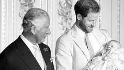 Archie, Prens Charles'ı özlüyor
