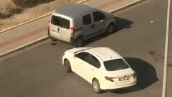 Bursa'da drift yapan sürücüye ceza kesildi