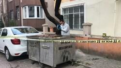 İstanbul'da çöp konteynerinde bebek cesedi bulundu