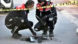 Antalya'da yunus polisi üniforması yakıldı
