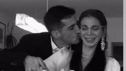 Cemre Kemer evlendi