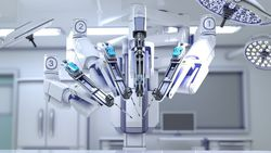 Yedi kollu cerrah robot, Tayland'da ameliyatlara başladı