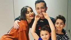 Emina Jahovic ve çocukları koronavirüse yakalandı