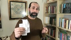 Tedavi için Türkiye'ye gelen öğretmene gözlükçü şoku
