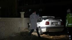 Konya'da duvara çarpan sürücü hayatını kaybetti