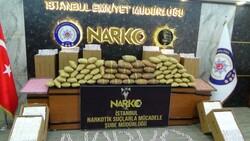 İstanbul'da son 3 ayda, 1,5 tondan fazla uyuşturucu ele geçirildi
