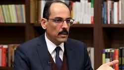 İbrahim Kalın'dan, İtalya Başbakanı Draghi'ye kınama