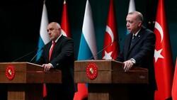 Cumhurbaşkanı Erdoğan, Boyko Borisov ile görüştü