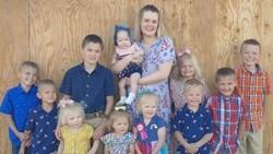 11 çocuklu ABD'li anne: 3 çocuk daha istiyorum
