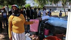 Adana'da kirasını ödeyemeyen kadın, 4 çocukla sokakta kaldı