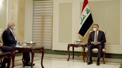 Filistin Dışişleri Bakanı Al-Maliki, Irak Başbakanı el-Kazımi ile görüştü