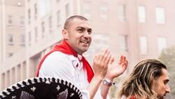 Lille'den Burak Yılmaz paylaşımı: Fransa Kralı