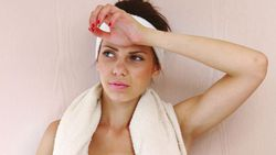 Aşırı terleme botoks ile tedavi edilebiliyor