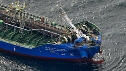 Japonya'da kimyasal madde taşıyan tankerle çarpıştı: 3 kişi kayıp