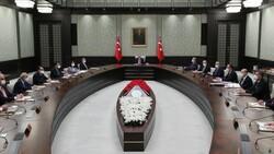Cumhurbaşkanlığı Kabinesi Cumhurbaşkanı Erdoğan başkanlığında toplandı