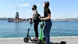 İstanbul'da elektrikli scooter kullanımına düzenleme getirildi