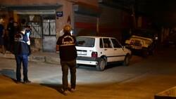 İzmir'de bekçi, ağabeyini darp eden kişiyi tabanca ile vurdu
