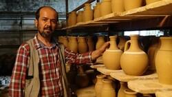 İznik'te ürettiği el işi seramikleri Avrupa'ya ihraç ediyor