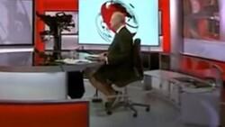 BBC spikeri Shaun Ley, haber bültenine şortla çıktı