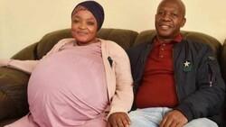 Güney Afrika'da bir kadın 10 çocuk birden doğurdu