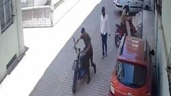 Osmaniye'de gündüz vakti bisiklet hırsızlığı