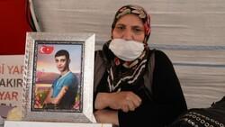 Diyarbakır annesi Güzide Demir: Gelin çocuklarımızı birlikte isteyelim