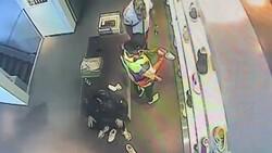 Sarıyer'de lüks mağazada ayakkabı hırsızlığı kameraya yansıdı